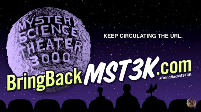 Bring Back MST3K, Part 4: Joel Shares A Few More Details