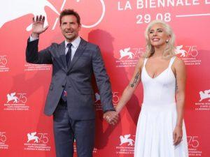 Lady Gaga. Bradley Cooper, A Star Is Born, Shallow
