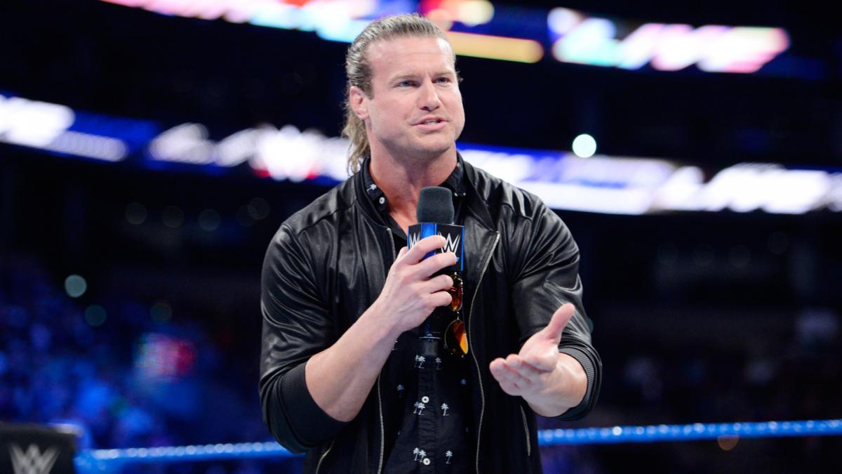 WWE Superstar Dolph Ziglgler