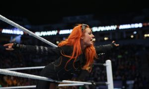 Becky Lynch, WWE, Royal Rumble, WrestleMania