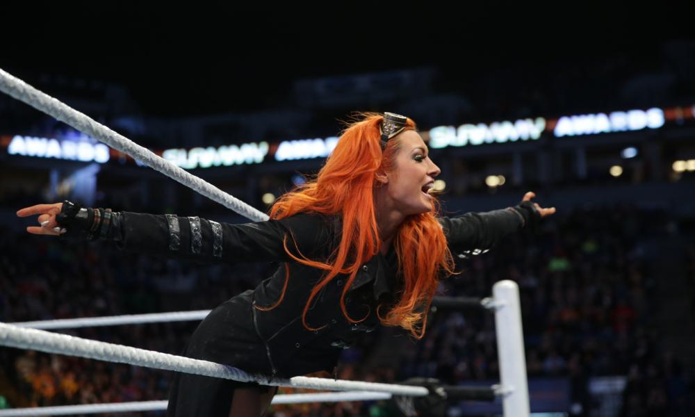 Becky Lynch, WWE, Royal Rumble, WrestleMania