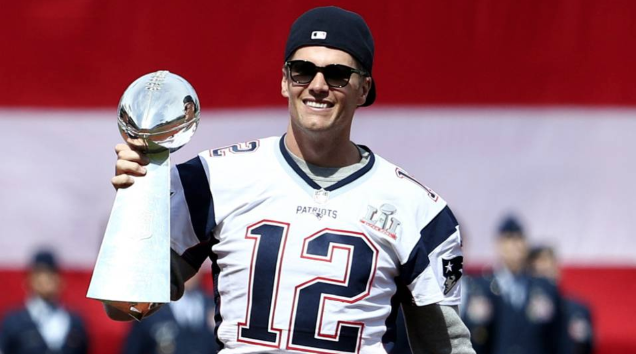 Tom Brady Super Bowl Champion